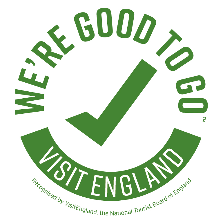 We're good to go | Visit England Covid-19 Industry Standard 2020